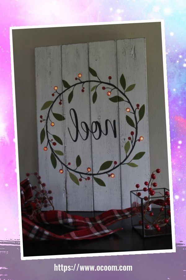 40 Unique Diy Christmas Decor Ideas 3