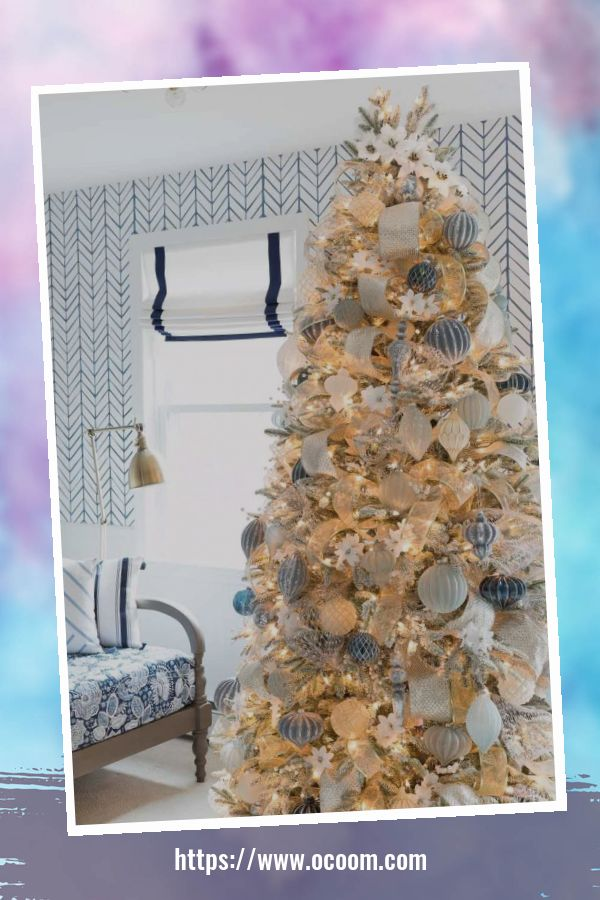 41 Magnificient Christmas Decoration Ideas With White Vintage 24