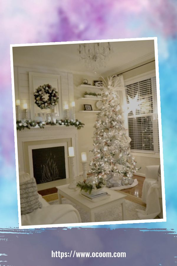 41 Magnificient Christmas Decoration Ideas With White Vintage 30