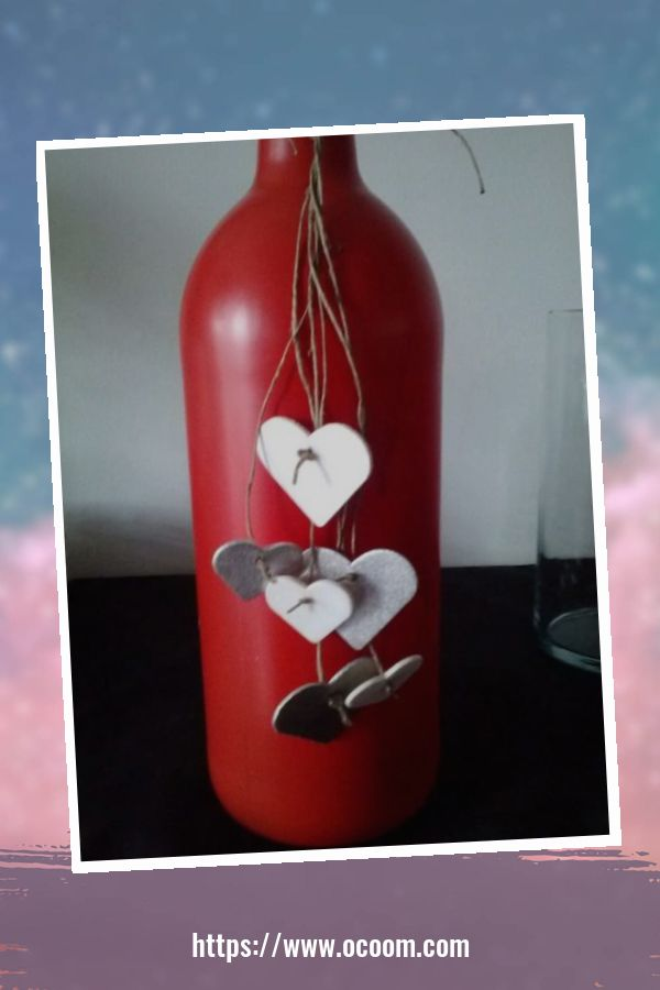 42 Awesome Homemade Decorations For Valentines Day 10