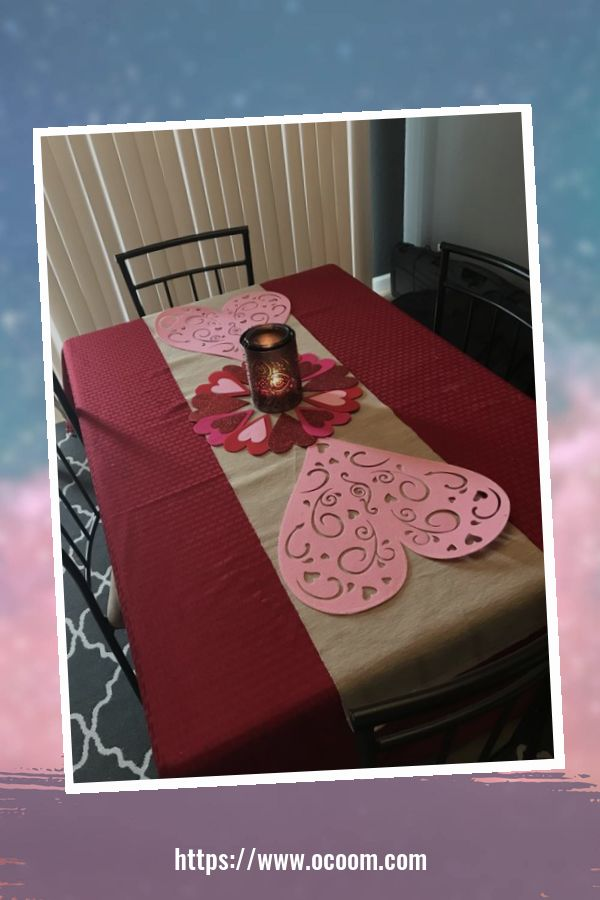 42 Awesome Homemade Decorations For Valentines Day 16