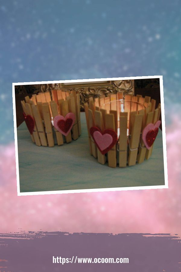 42 Awesome Homemade Decorations For Valentines Day 26