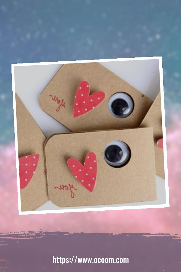 42 Awesome Homemade Decorations For Valentines Day 27