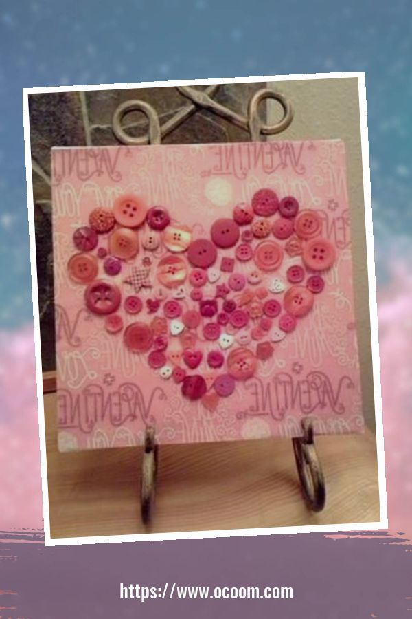 42 Awesome Homemade Decorations For Valentines Day 30