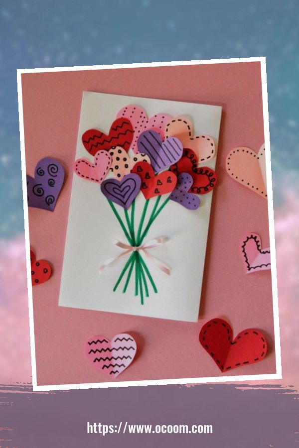 42 Awesome Homemade Decorations For Valentines Day 38