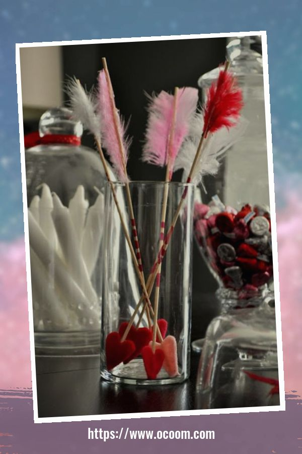 42 Awesome Homemade Decorations For Valentines Day 9