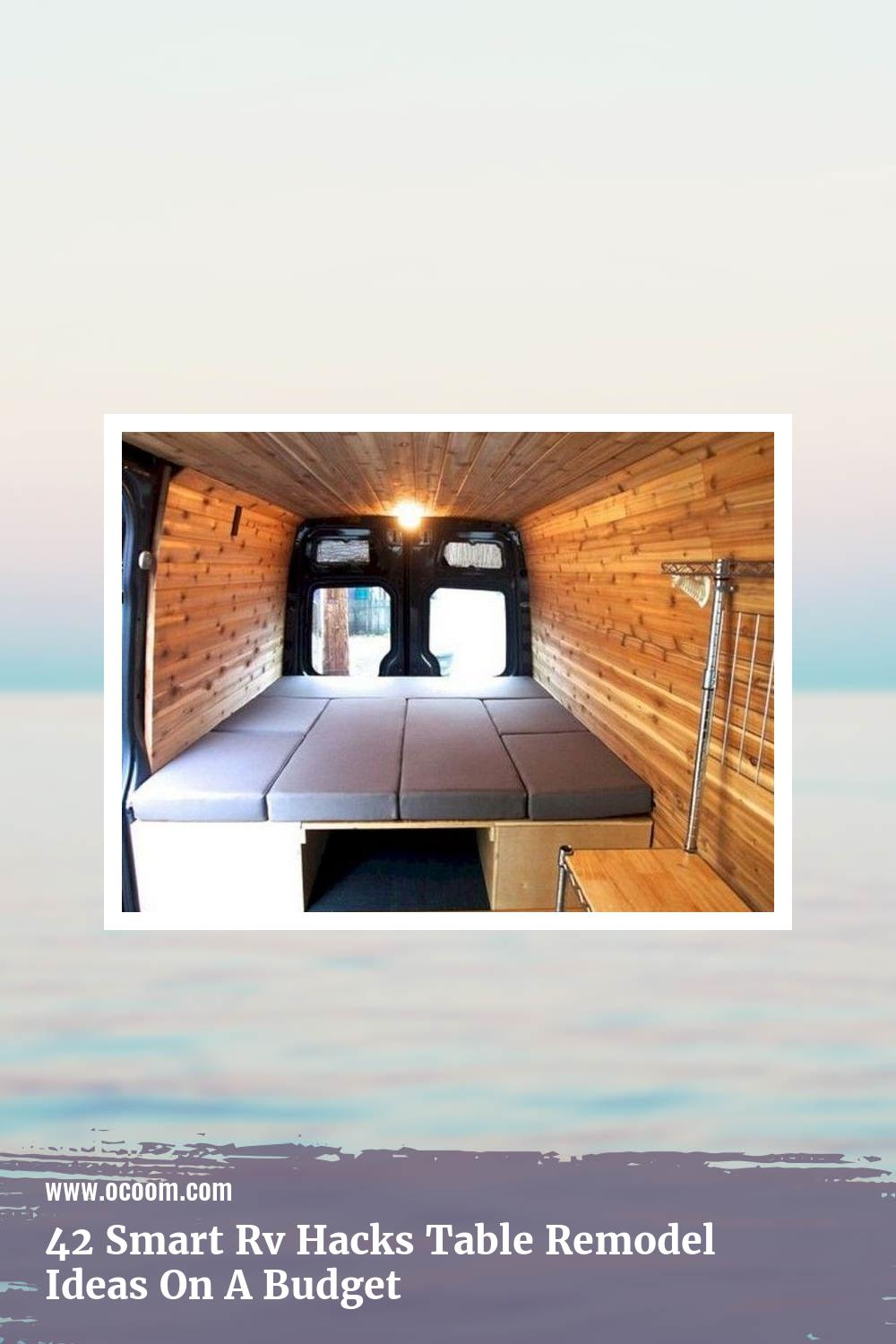 42 Smart Rv Hacks Table Remodel Ideas On A Budget 1