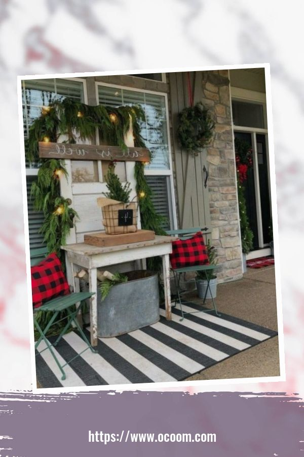 43 Best Ideas To Decorate Your Porch For Valentines Day 21