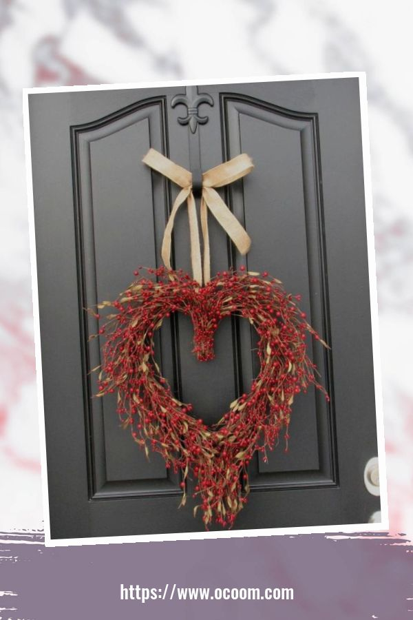 43 Best Ideas To Decorate Your Porch For Valentines Day 37