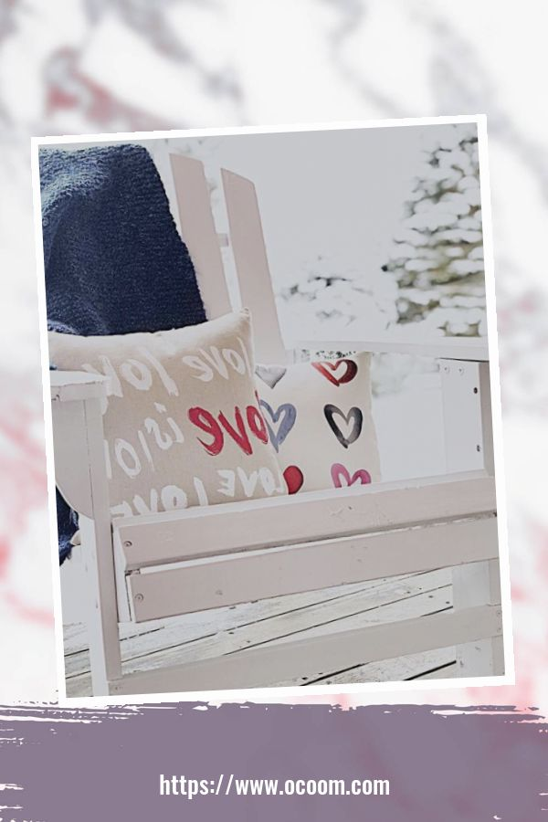 43 Best Ideas To Decorate Your Porch For Valentines Day 4