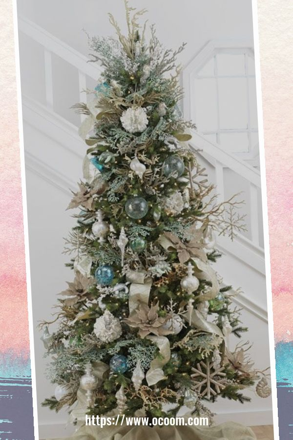 44 Elegant Christmas Tree Decor Ideas 17