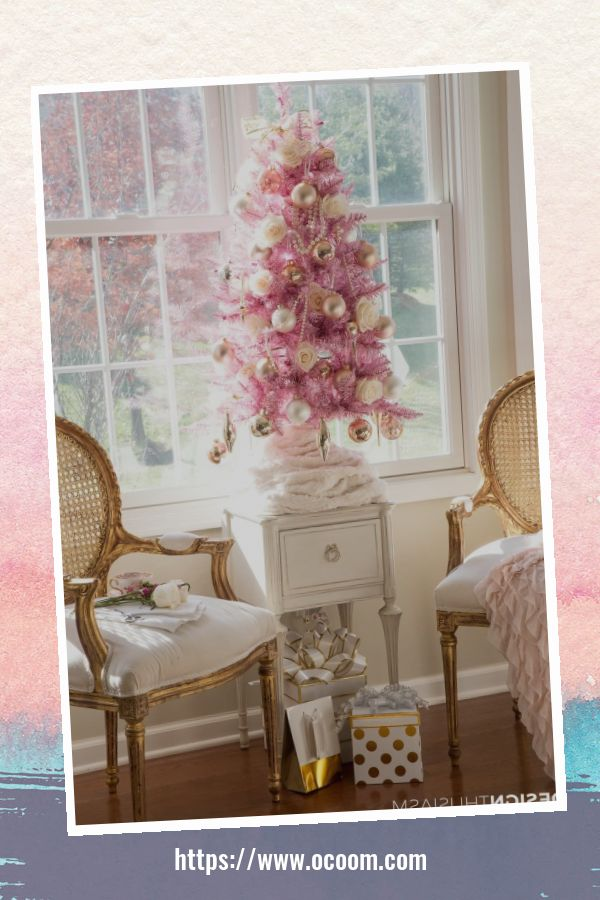 44 Elegant Christmas Tree Decor Ideas 38