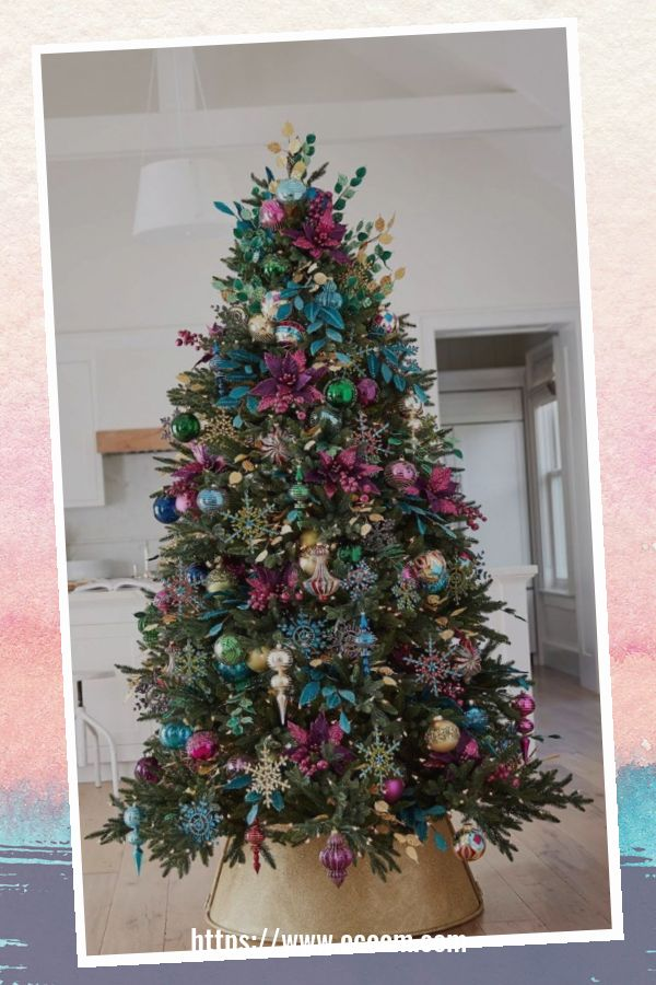 44 Elegant Christmas Tree Decor Ideas 43