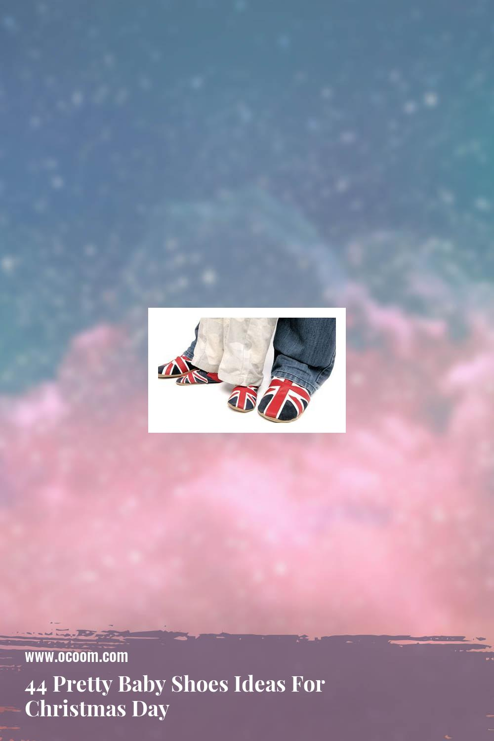 44 Pretty Baby Shoes Ideas For Christmas Day 21