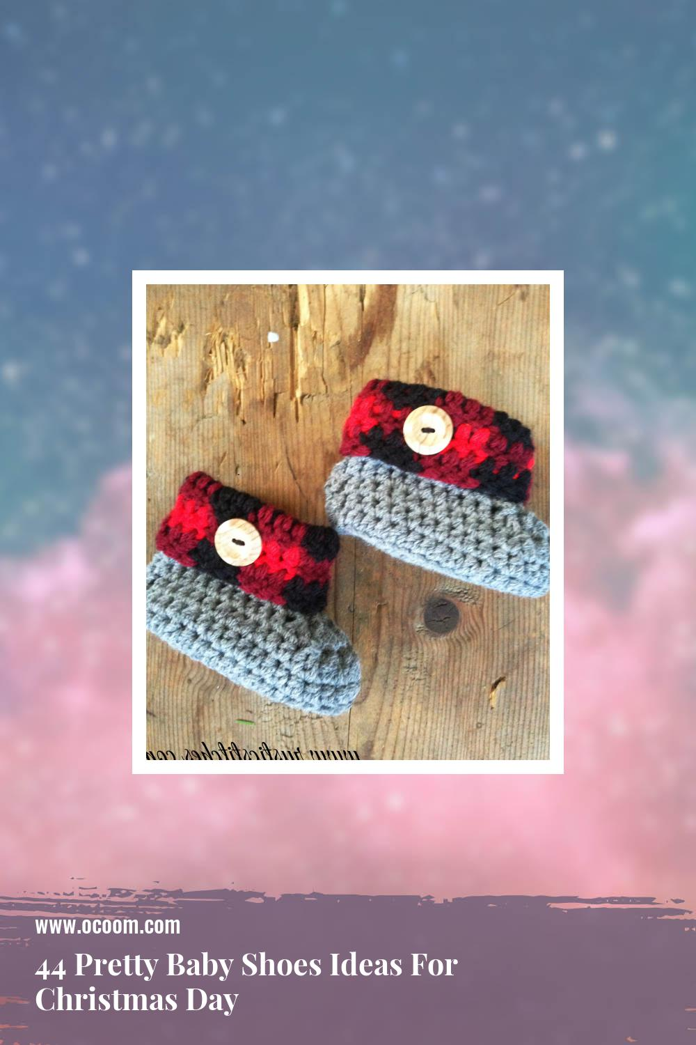 44 Pretty Baby Shoes Ideas For Christmas Day 37