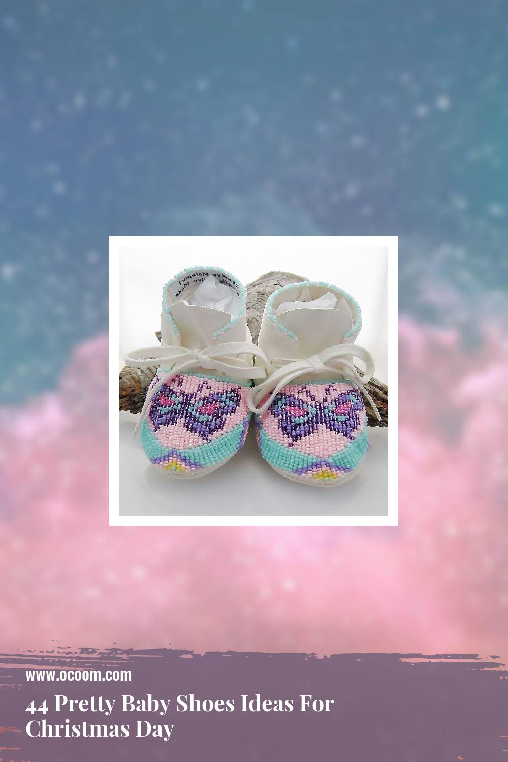 44 Pretty Baby Shoes Ideas For Christmas Day 7