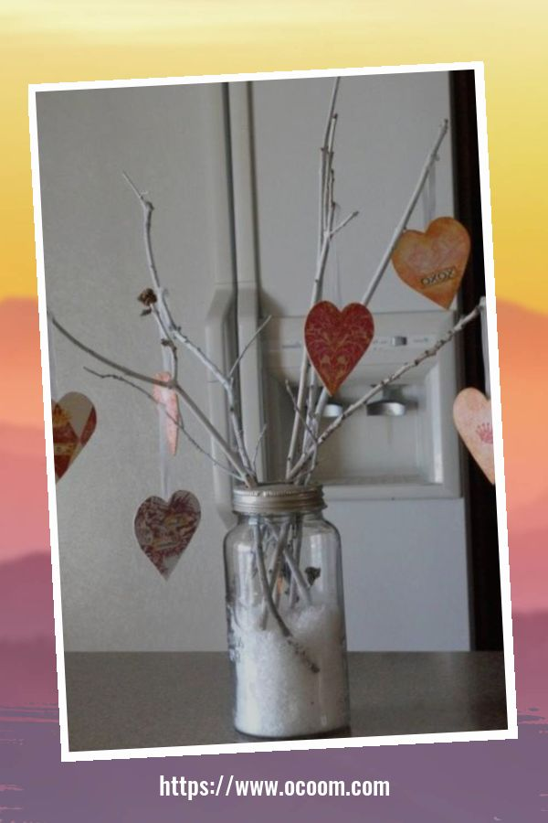 44 Simple DIY Valentines Day Decor Ideas 11