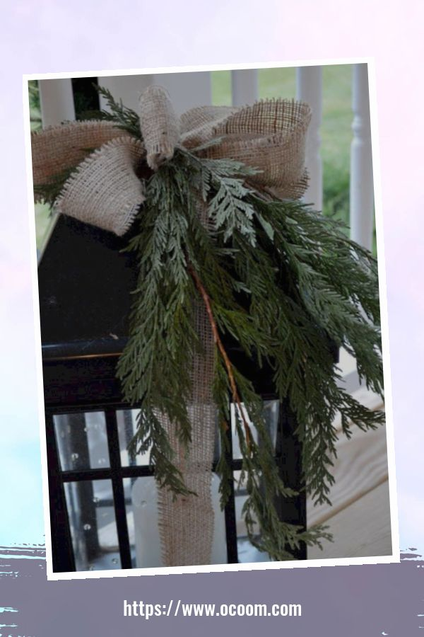 45 Perfect Christmas Porch Decoration Ideas 27