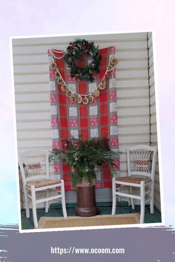 45 Perfect Christmas Porch Decoration Ideas 8