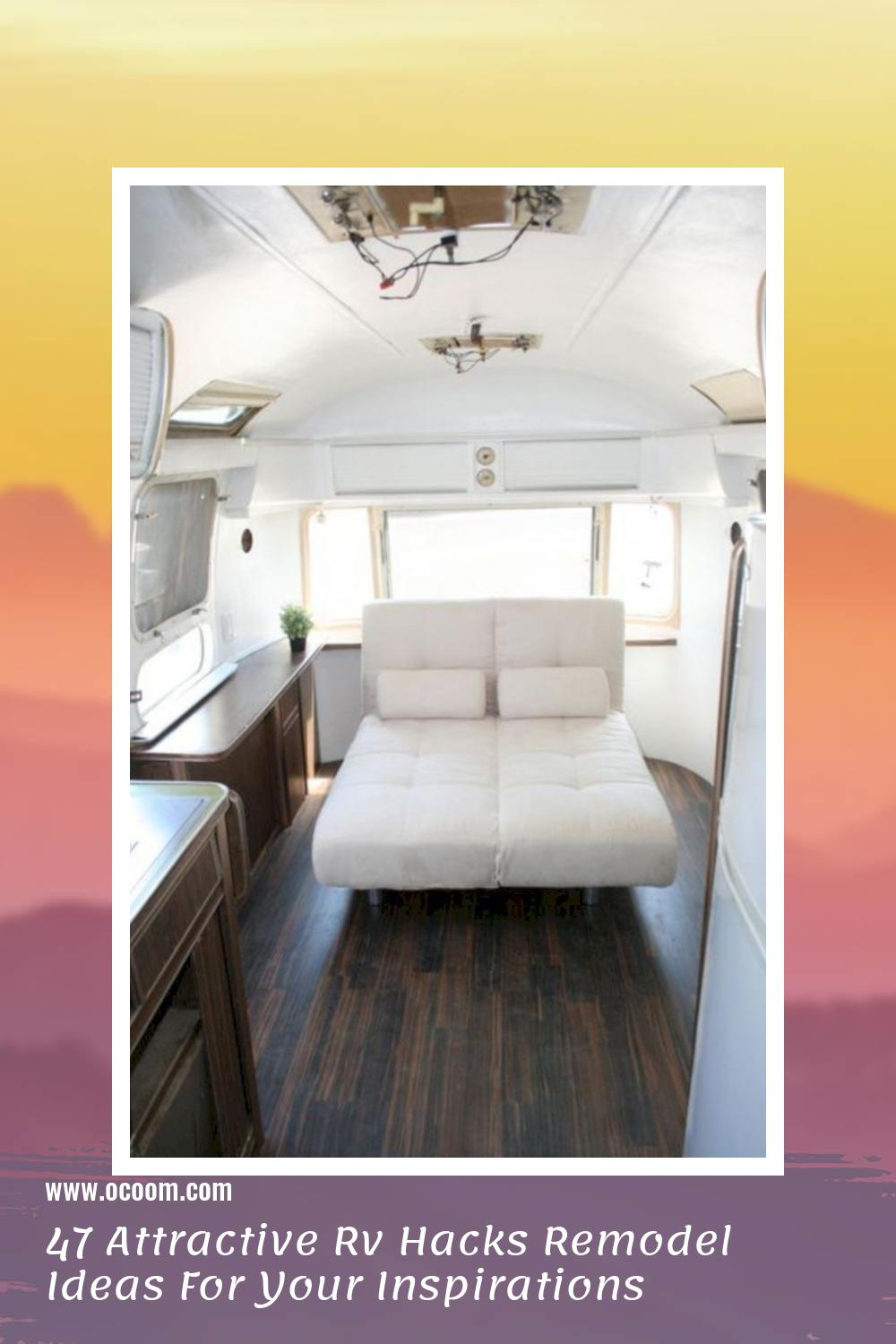 47 Attractive Rv Hacks Remodel Ideas For Your Inspirations 29