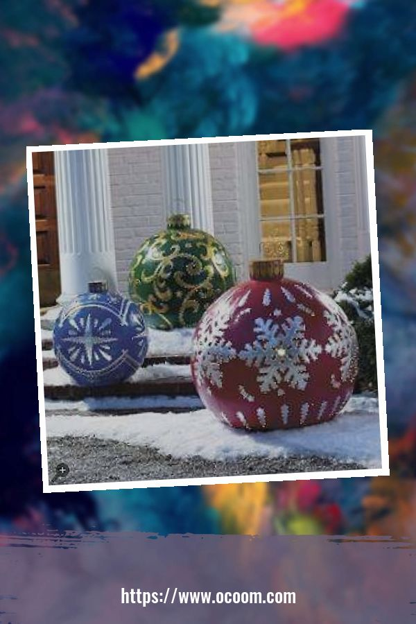 48 Amazing Outdoor Christmas Decor Ideas 22
