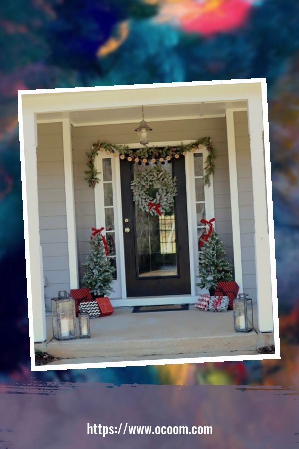 48 Amazing Outdoor Christmas Decor Ideas 38