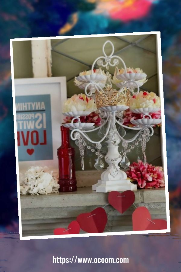 48 Fantastic Valentines Day Interior Design Ideas For Your Home 10