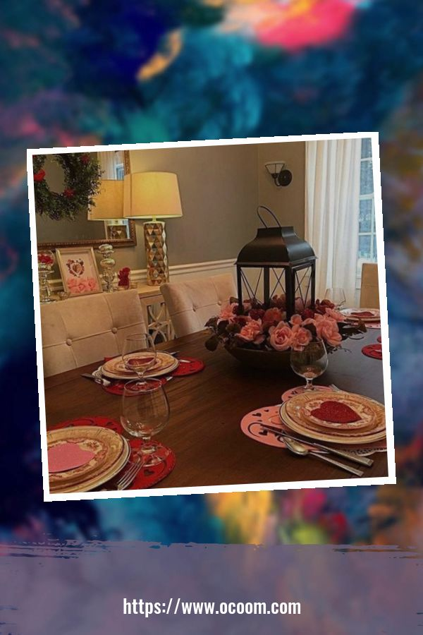 48 Fantastic Valentines Day Interior Design Ideas For Your Home 11
