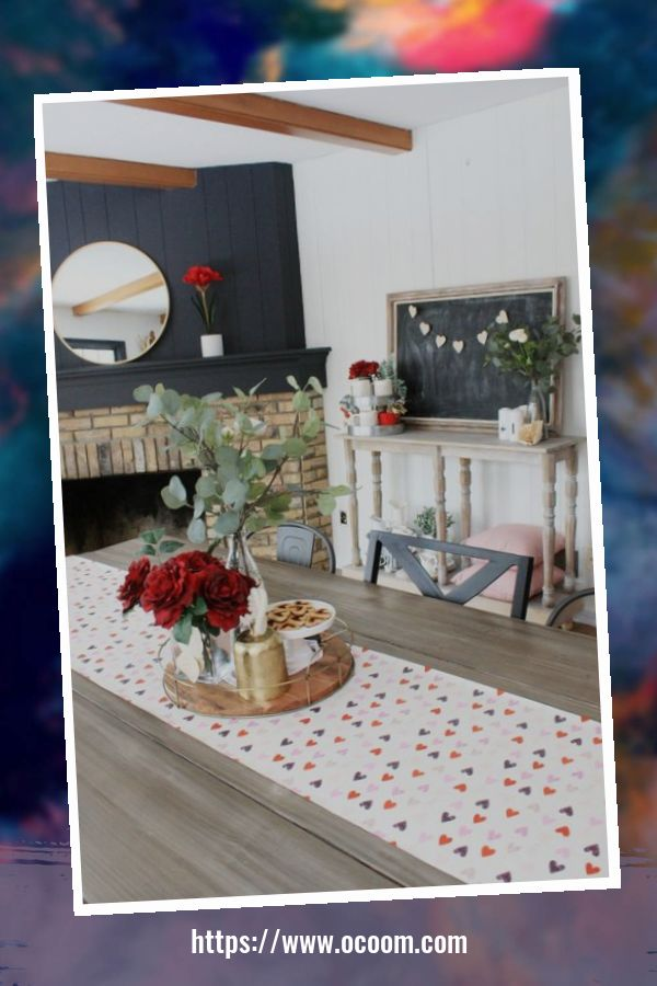 48 Fantastic Valentines Day Interior Design Ideas For Your Home 39