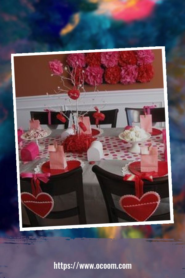 48 Fantastic Valentines Day Interior Design Ideas For Your Home 8