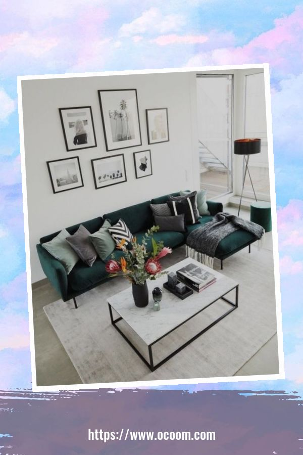49 Top Corner Sofa Ideas That You Can Apply In The Living Room 19