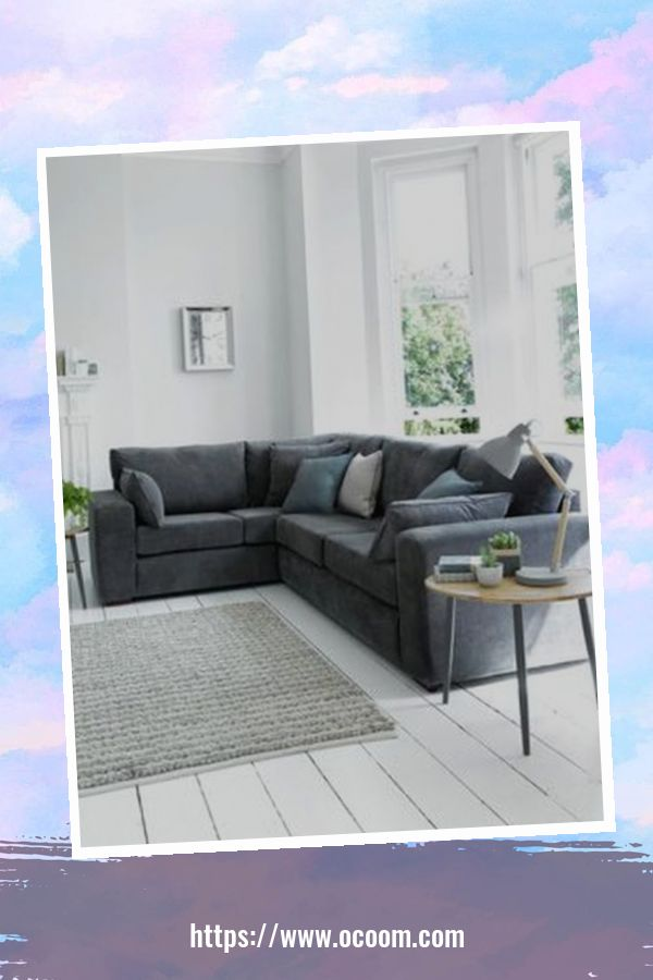 49 Top Corner Sofa Ideas That You Can Apply In The Living Room 39