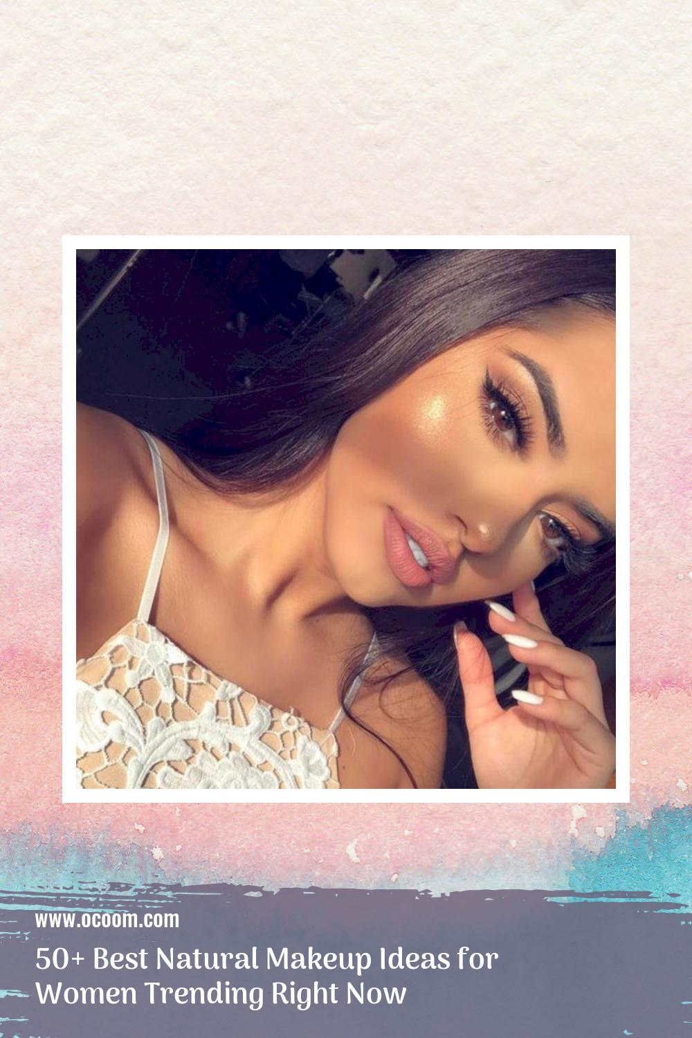 50+ Best Natural Makeup Ideas for Women Trending Right Now 16