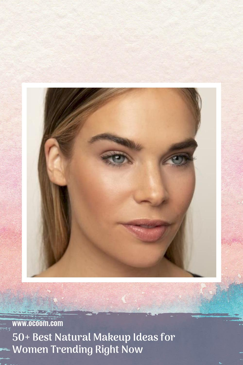 50+ Best Natural Makeup Ideas for Women Trending Right Now 30