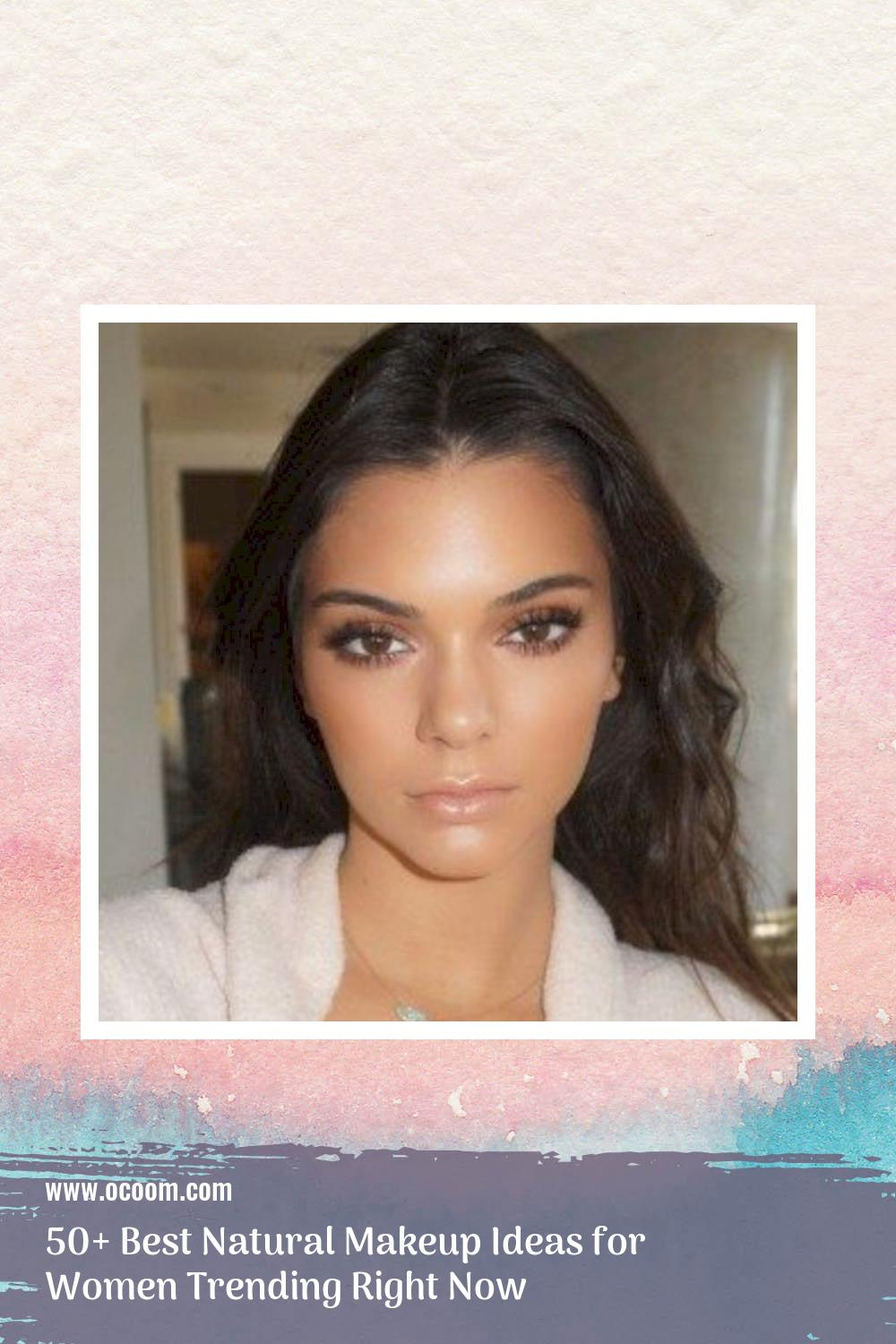 50+ Best Natural Makeup Ideas for Women Trending Right Now 40