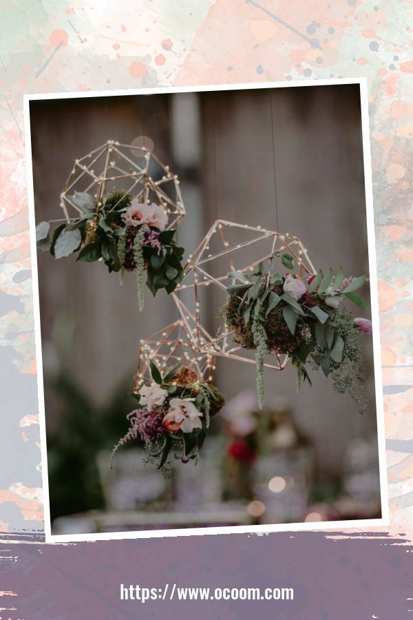 50 Creative DIY Wedding Decoration Ideas 43