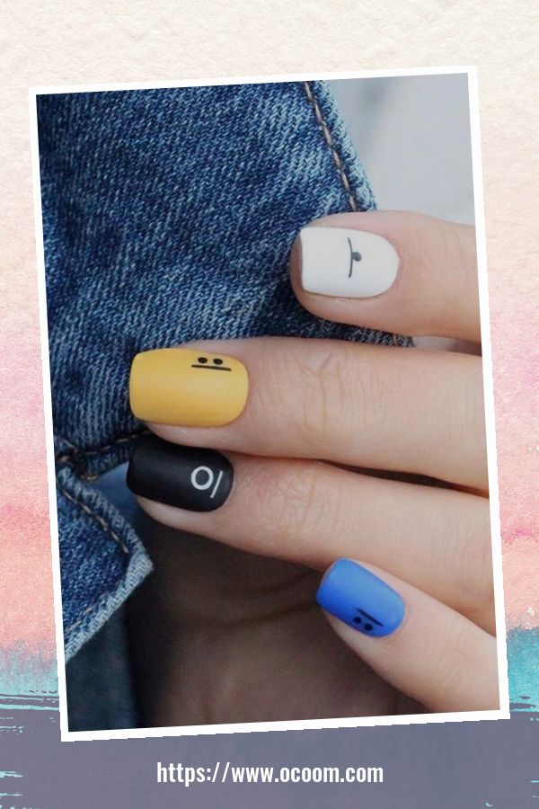 50 Cute Diy Nail Designs Ideas You Must Try Today 1