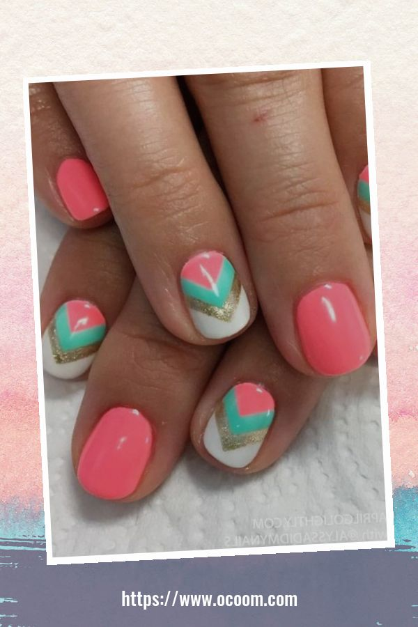 50 Cute Diy Nail Designs Ideas You Must Try Today 33