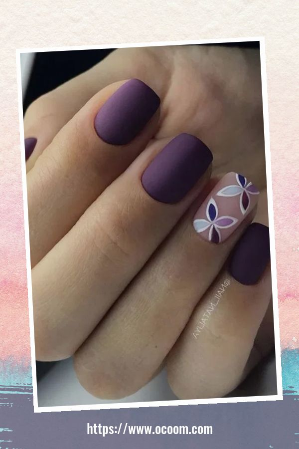 50 Cute Diy Nail Designs Ideas You Must Try Today 5