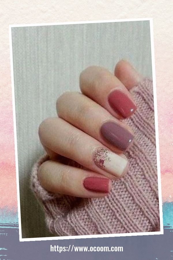 50 Cute Diy Nail Designs Ideas You Must Try Today 8