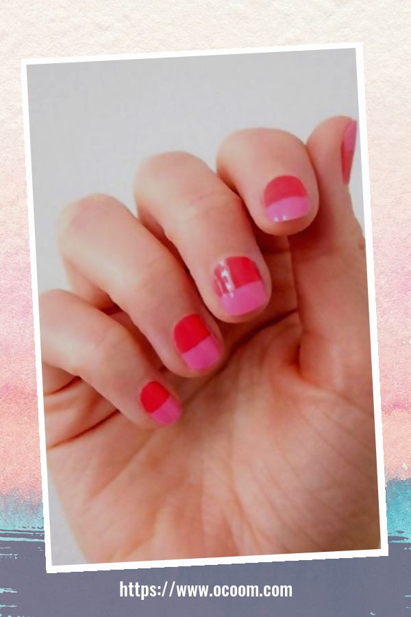 50 Easy And Simple Diy Nails Art Ideas For Valentines Day 34
