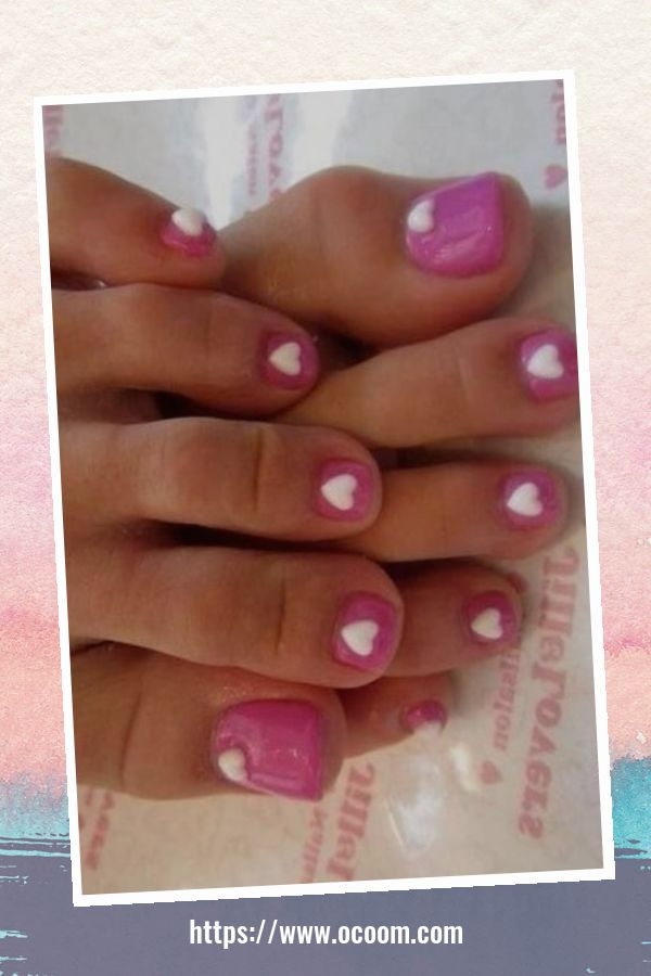 50 Easy And Simple Diy Nails Art Ideas For Valentines Day 37