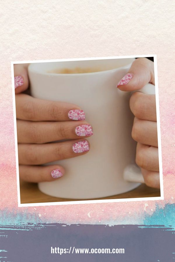 50 Easy And Simple Diy Nails Art Ideas For Valentines Day 41