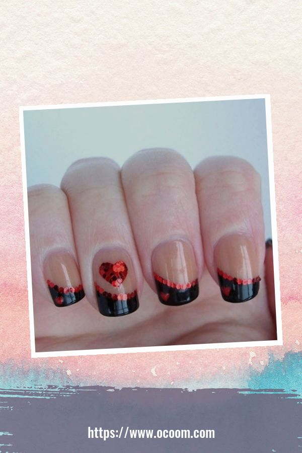 50 Easy And Simple Diy Nails Art Ideas For Valentines Day 6