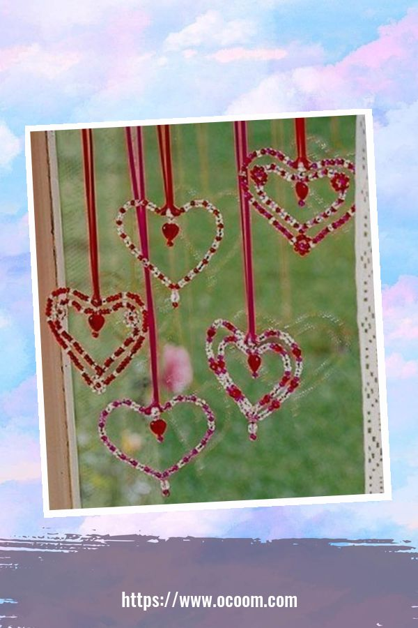 50 Fantastic DIY Valentines Day Decoration Ideas 19