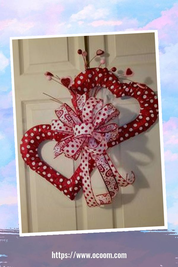 50 Fantastic DIY Valentines Day Decoration Ideas 21