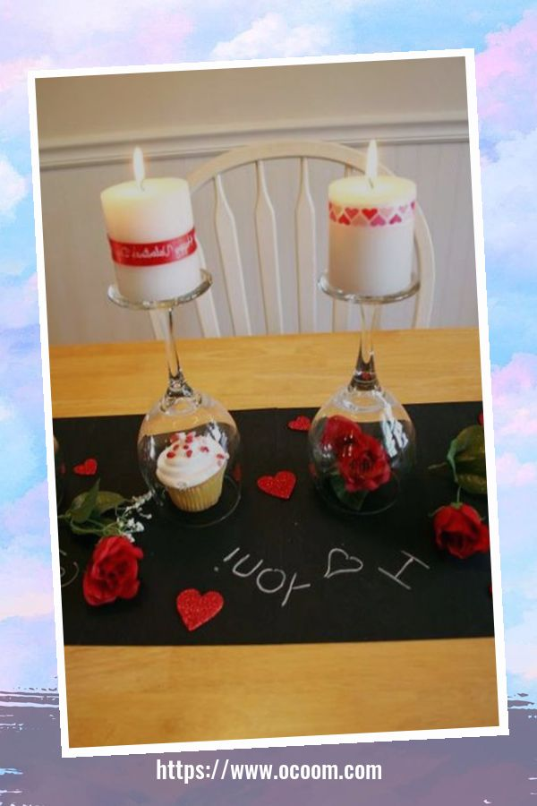 50 Fantastic DIY Valentines Day Decoration Ideas 24