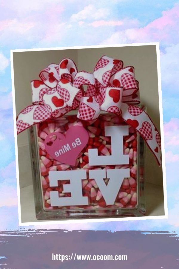50 Fantastic DIY Valentines Day Decoration Ideas 5