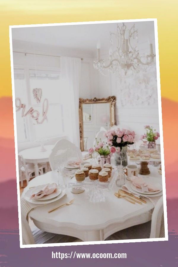 51 Elegant Table Settings Ideas For Valentines Day 25