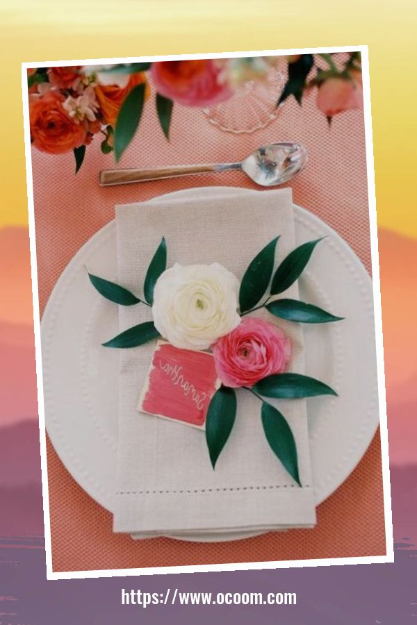 51 Elegant Table Settings Ideas For Valentines Day 7